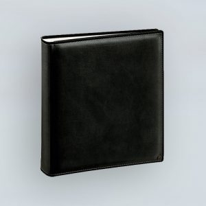 HENZO - GRAN CARA -  34.5 x 43cm size - BLACK cover / BLACK pages