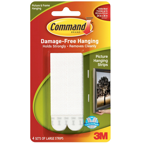 3M Command Strips - Large