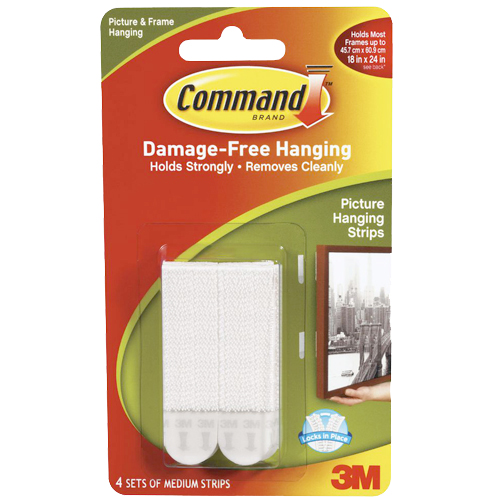 3M Command Strips - Medium