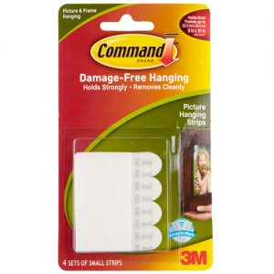 3M Command Strips - Small