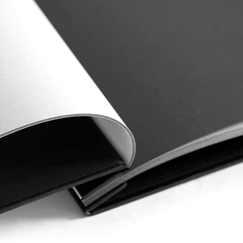Small Amore, Black Page Album - 17x24cm - 20 pages (40 sides)