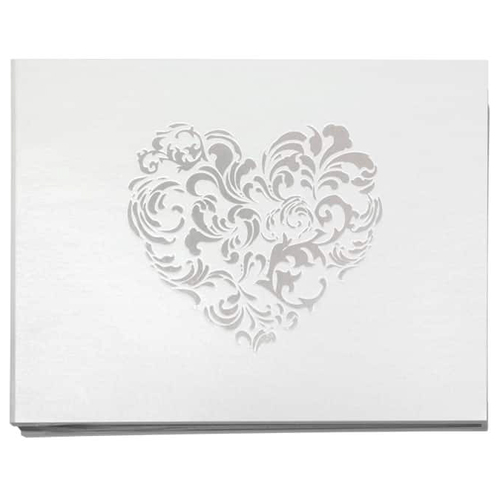 Large Amore, Black Page Album - 30x36.5cm - 25 pages (50 sides)