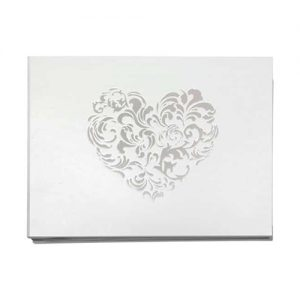 Medium Amore, Black Page Album - 23x32cm - 20 pages (40 sides)