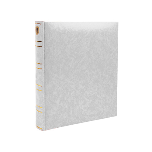 HENZO - BASIC LINE -  30 x 36.5cm size - WHITE pages
