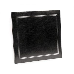 NCL SELF ADHESIVE ECONOMY SIZE ALBUM - 275 x 300mm - 5 pages (10 sides)
