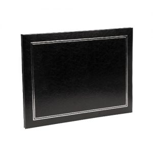 NCL SELF ADHESIVE JUMBO SIZE ALBUM - 375 x 300mm - 5 pages (10 sides)