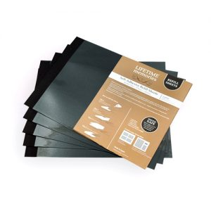 NCL SELF ADHESIVE JUMBO SIZE REFILLS - 375 x 300mm - 5 pages (10 sides)