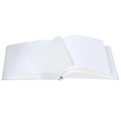 Walther Monza - 34 x 33cm size (WxH) - WHITE pages