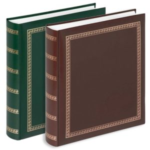 Walther Schicke Dicke Maxi Album - 29 x 32cm size - WHITE pages