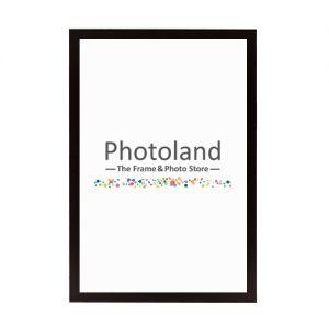 "Wooden frames - 20x30"" (51x76cm) size - 3cm wide (6 colours available)"