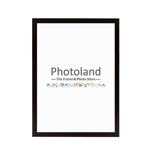 "Wooden frames - 24x32"" (60x80cm) size - 3cm wide (6 colours available)"