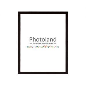 "Wooden frames - 16x20"" (41x51cm) size - 2cm wide (6 colours available)"