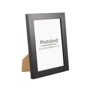 "Wooden frames - 5x7"" (13x18cm) size - 2cm wide (6 colours available)"