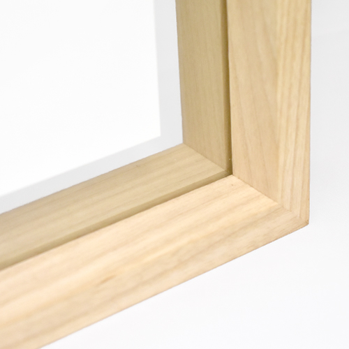 "Zavier wooden frames - 4x6"" (10x15cm) size (3 colours available)"