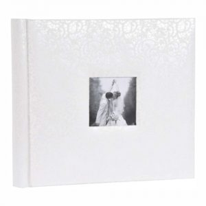 HENZO - CIRA - Large - 34 x 31cm size (WxH) - WHITE pages