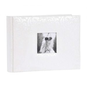 HENZO - CIRA - Small - 23 x 17cm size (WxH) - WHITE pages