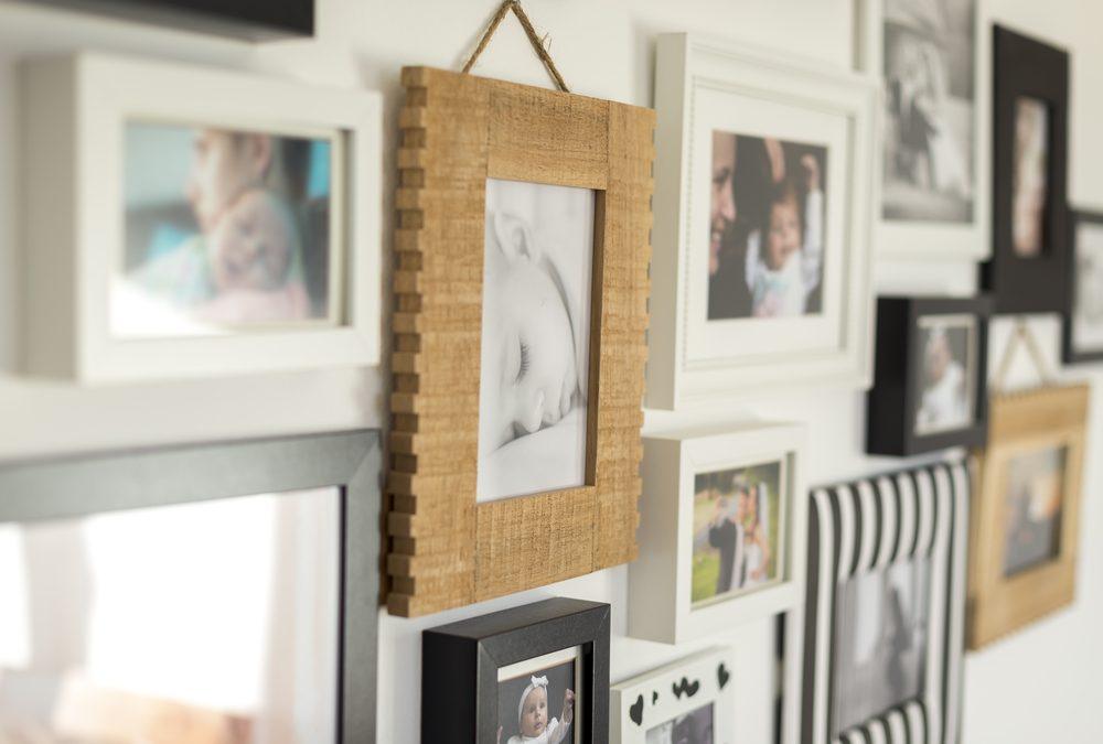 Tips How Hang Photo Frames
