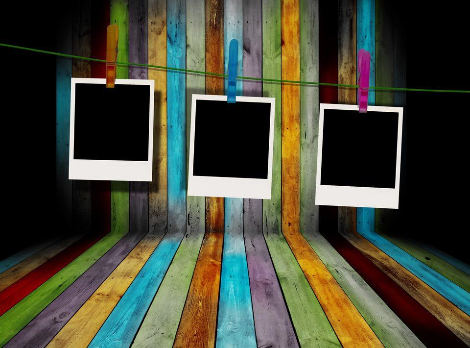 10 Easy Creative Ways Spice Up Photo Display